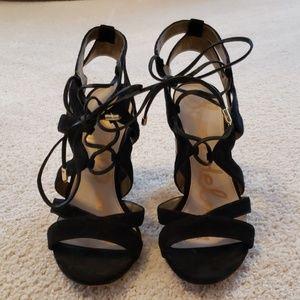 Sam Edelman Yardley Lace Up Dress Sandal